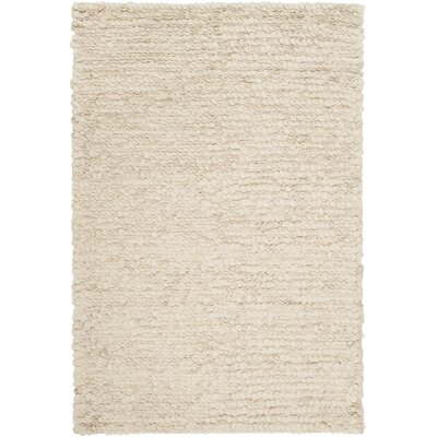 Sinope Ivory Area Rug Rug Size: Rectangle 4 x 6