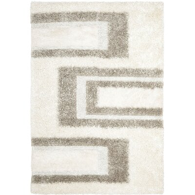Sinope Grey Area Rug Rug Size: Rectangle 6 x 9