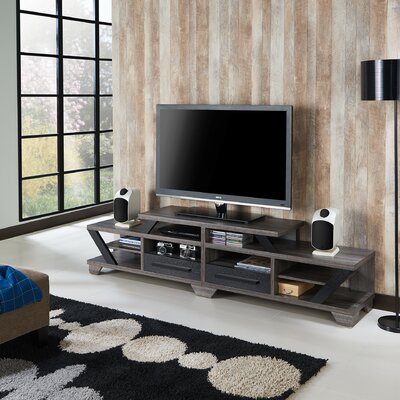 Brosnan Contemporary 82 TV Stand