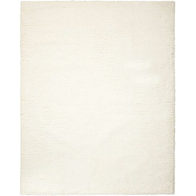 North Moore Hand-Tufted Area Rug Rug Size: Rectangle 76 x 96
