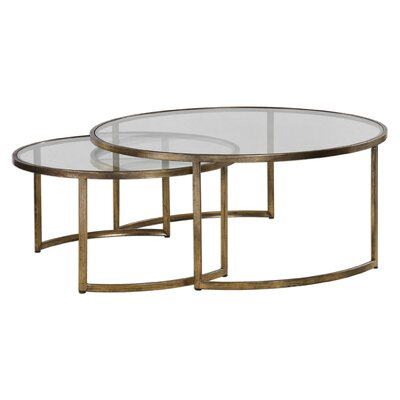 Nicklas 2 Piece Coffee Table Set