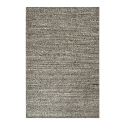 Neely Hand-Woven Wool Clay Area Rug Rug Size: 9 x 12