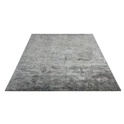 Nyssa Hand-Tufted Area Rug Rug Size: Rectangle 56 x 75