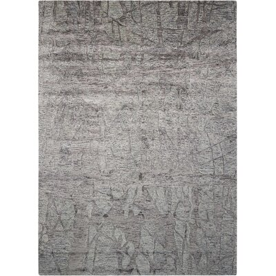 Nyssa Hand-Tufted Area Rug Rug Size: Rectangle 86 x 114