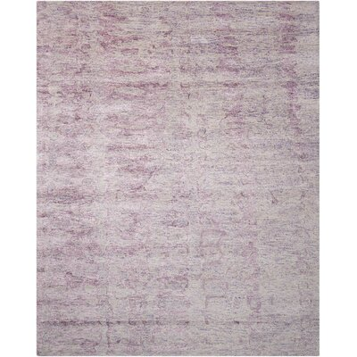Nyssa Hand-Tufted Area Rug Rug Size: Rectangle 75 x 99