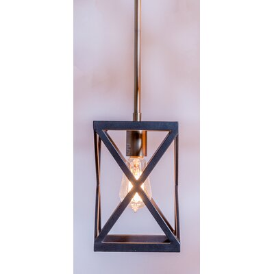 Tanksley 1-Light Mini Pendant