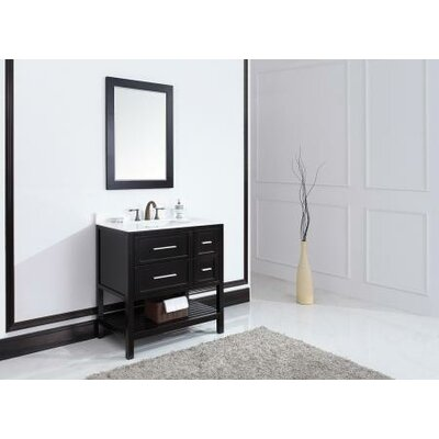 Jansen 36 Single Bathroom Vanity Set