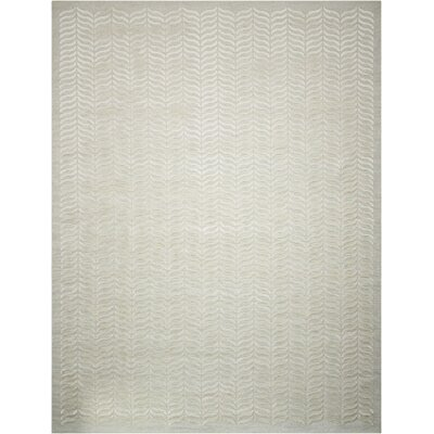 Rensselear Aqua Area Rug Rug Size: Rectangle 86 x 116