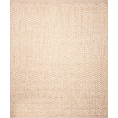 Rensselear Blush Area Rug Rug Size: Rectangle 79 x 99