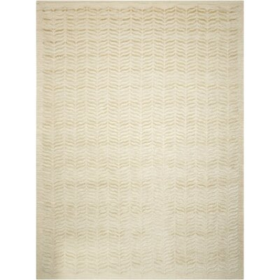 Rensselear Light Green Area Rug Rug Size: Rectangle 79 x 99