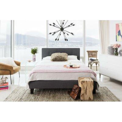 Condit Upholstered Platform Bed Size: Queen