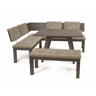 Desouza 3 Piece Dining Set Finish: Cinnamon