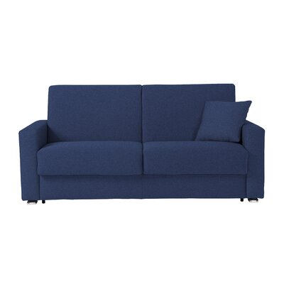 Rachael Queen Sleeper Sofa Upholstery: Ocean Blue