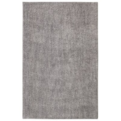 Mixson Gray Area Rug Rug Size: Rectangle 5 x 76