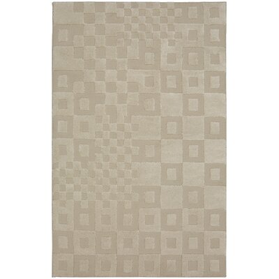 Oglesby Tile Time Beige Area Rug Size: Rectangle 8 x 10