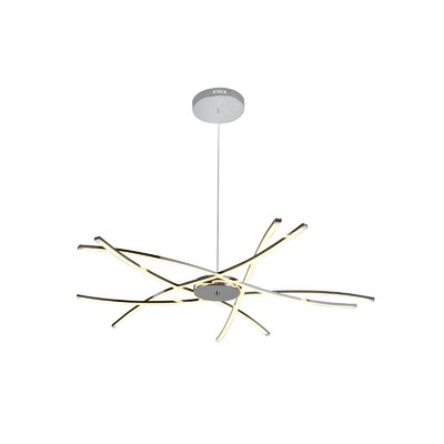 Romarin 1-Light LED Geometric Pendant