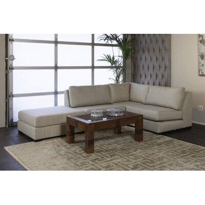 Seay Modular Sectional Upholstery: Sand