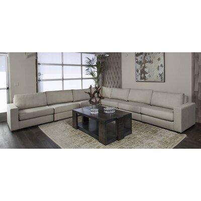 Seda Modular Sectional Upholstery: Sand