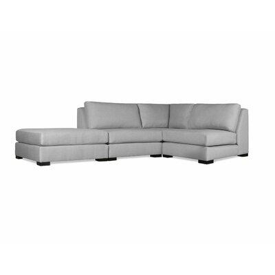 Seay Modular Sectional Upholstery: Gray