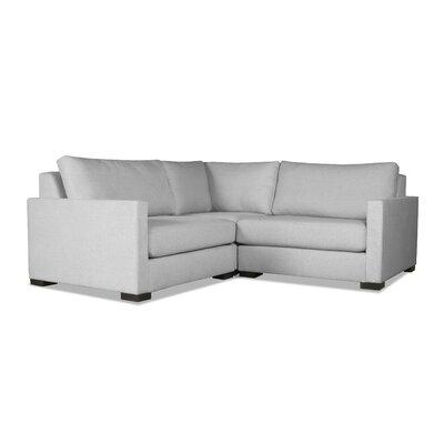 Secrest Modular Sectional Upholstery: Gray