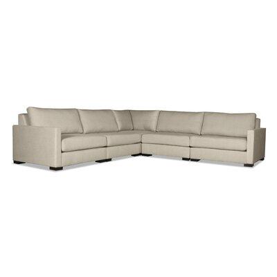 Secrest Modular Sectional Upholstery: Sand