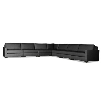Secrest Modular Sectional Color: Charcoal