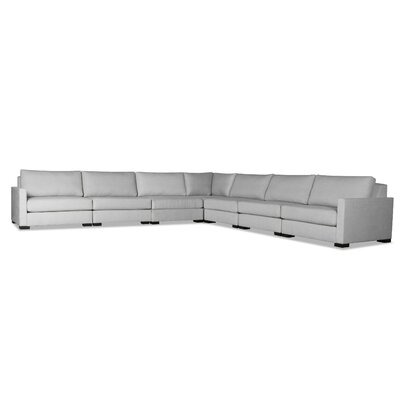 Secrest Modular Sectional Color: Gray