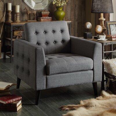 Starner Armchair Upholstery: Gray
