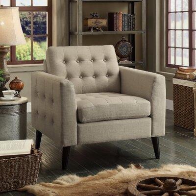 Starner Armchair Upholstery: Beige