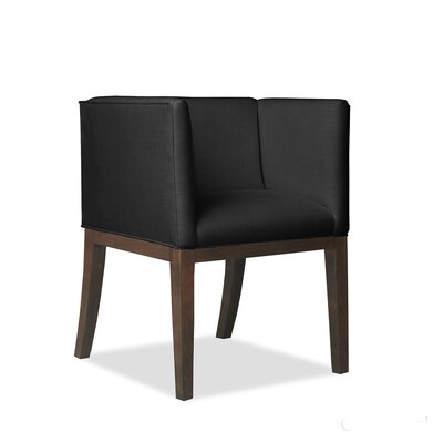 Haralson Arm Chair Upholstery: Charcoal