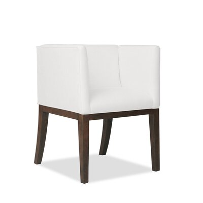 Haralson Arm Chair Upholstery: White