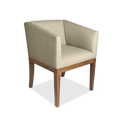 Harber Arm Chair Upholstery: Sand