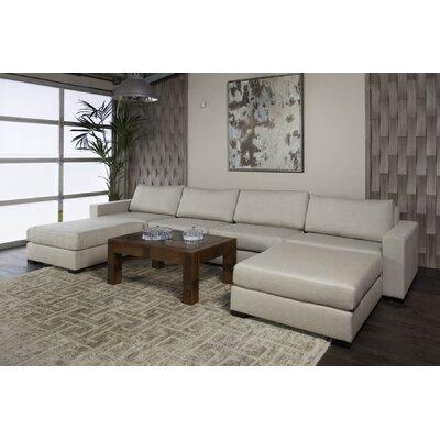 Brose Modular Sectional Upholstery: Sand