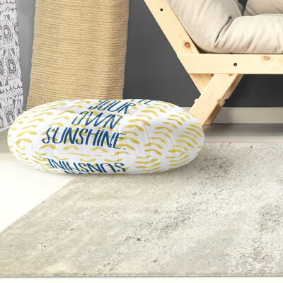 Ashlyn Indoor/Outdoor Floor Pillow Size: 26 H x 26 W