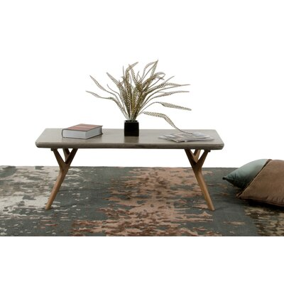 Lipscomb Coffee Table Base Color: Oak