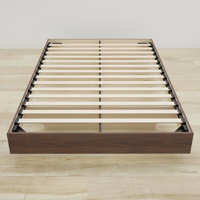 Etruscan Platform Bed Size: Twin