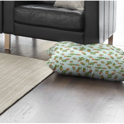 Geter Indoor/Outdoor Floor Pillow Size: 26 H x 26 W x 8 D