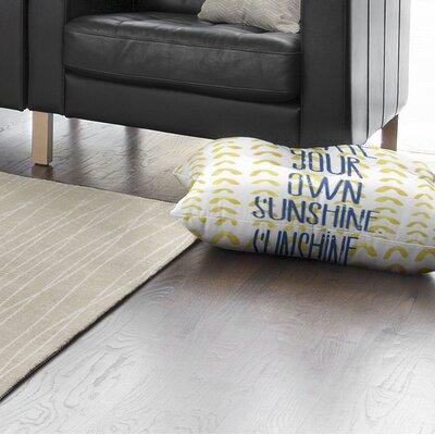 Ashlyn Indoor/Outdoor Floor Pillow Size: 26 H x 26 W