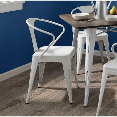 Frazier Industrial Dining Chair