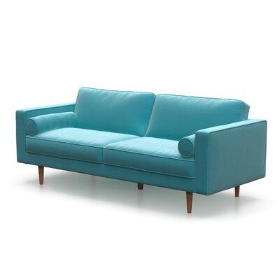 Duplantis Sofa Upholstery: Seafoam
