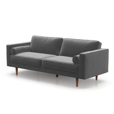 Plumley Sofa Upholstery: Platinum