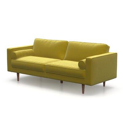 Plumley Sofa Upholstery: Olivine/Green