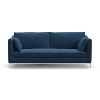 Bluefield Sofa Upholstery: Pacific Blue