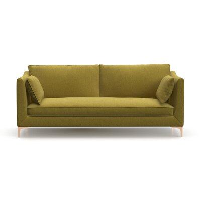 Bluefield Sofa Upholstery: Wheatgrass Green