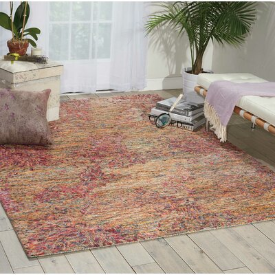 Nyssa Hand-Tufted Area Rug Rug Size: Rectangle 39 x 59