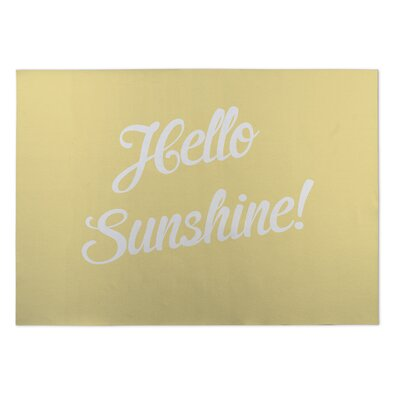 Jayda Hello Sunshine Doormat