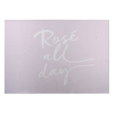 Kogut Rose All Day Doormat