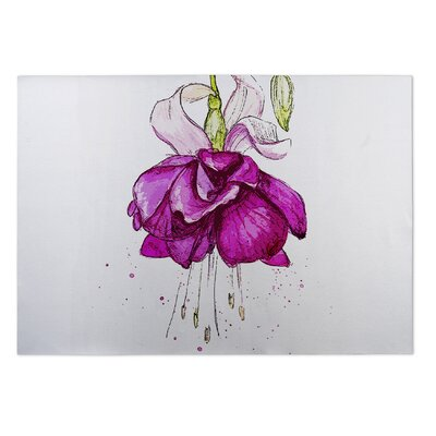 Lower Claverham Draping Flower Doormat