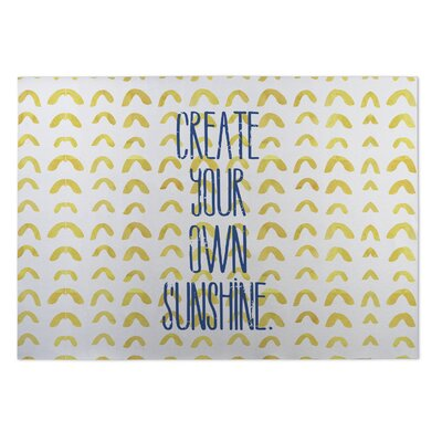 Kohl Create Your Own Sunshine Doormat
