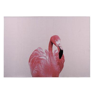 Komar Pink Flamingo Doormat